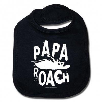 Logo/Roach | Baby Bib