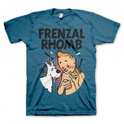Frenzal Rhomb - Tin Tin | T-Shirt
