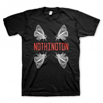 Nothington - Moths | T-Shirt