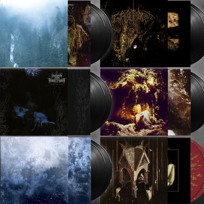 Wolves In The Throne Room - WITTR | Vinyl Bundle