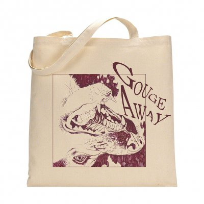 Gouge Away - Burnt Sugar | Tote Bag