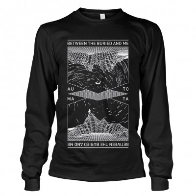 between-the-buried-and-me - Mountains | Longsleeve
