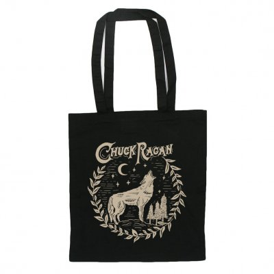 chuck-ragan - Coyote | Tote Bag