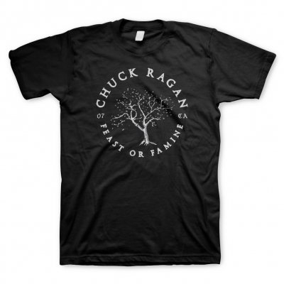 chuck-ragan - Feast Or Famine | T-Shirt