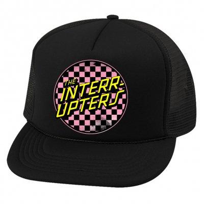 The Interrupters - Checkered Logo | Trucker Cap