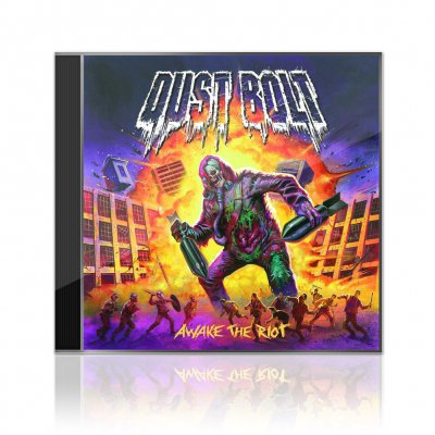 dust-bolt - Awake The Riot | CD
