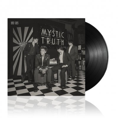 shop - Mystic Truth | Black Vinyl