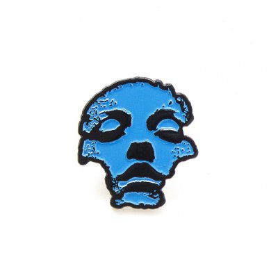 Jane Doe Blue | Enamel Pin