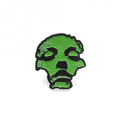 shop - Jane Doe Green | Enamel Pin