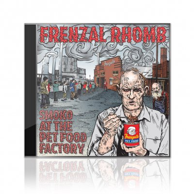 fat-wreck-chords - Smoko At The Pet Food Factory | CD