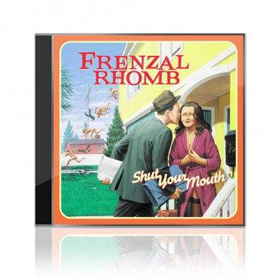 frenzal-rhomb - Shut Your Mouth | CD