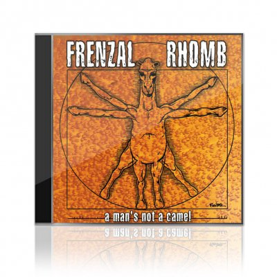 frenzal-rhomb - A Man's Not A Camel | CD