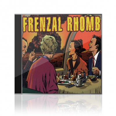 frenzal-rhomb - We're Going Out Tonight | CD EP