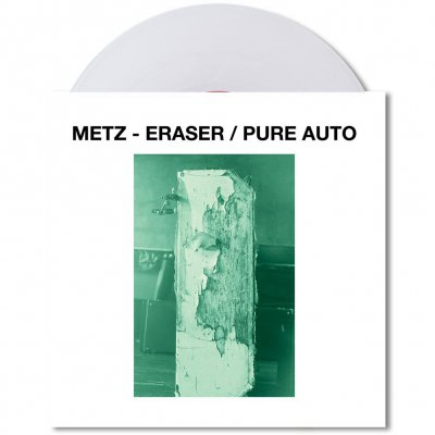 shop - Eraser/Pure Auto | Clear 7 Inch