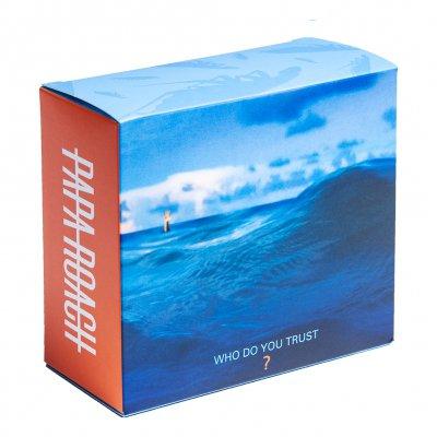 papa-roach - Who Do You Trust? | CD Deluxe Box