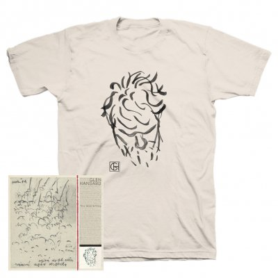 Glen Hansard - This Wild Willing | CD + T-Shirt Bundle
