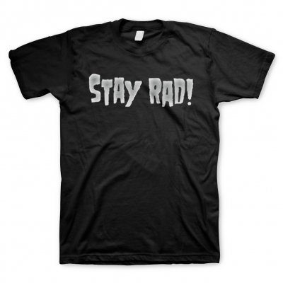 Teenage Bottlerocket - Stay Rad! | T-Shirt