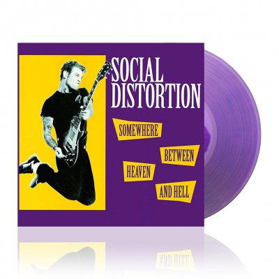 social-distortion - Somewhere Between... | Purple 180g Vinyl
