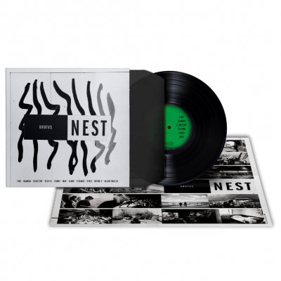 shop - Nest | Black Vinyl