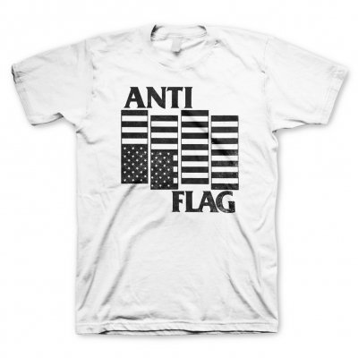 anti-flag - Black Flag | T-Shirt