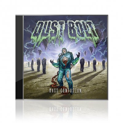 dust-bolt - Mass Confusion | CD