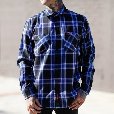 shop - WDYT | Flannel Shirt
