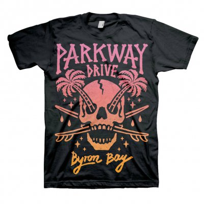 Parkway Drive - Skull Palms | T-Shirt