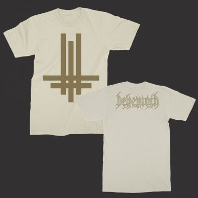 behemoth - Tri Cross | T-Shirt