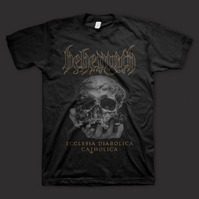 behemoth - Ecclesia Skull | T-Shirt