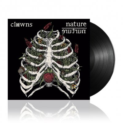 Nature/Nurture | Black Vinyl