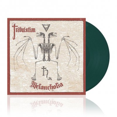Tribulation - Melancholia | Dark Green Vinyl EP