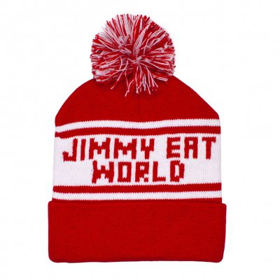 Jimmy Eat World - Vintage | Knit Pom Beanie