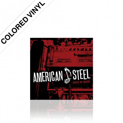 American Steel - State Of Grace | Colored 7 Inch