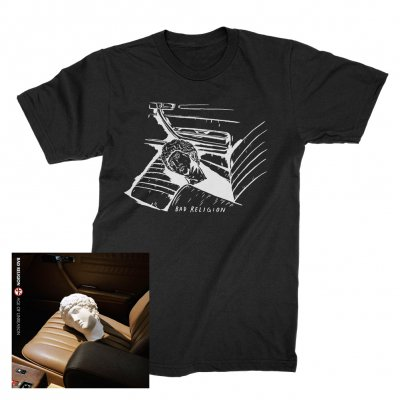 Bad Religion - AOU/Car Seat | CD+Shirt Bundle