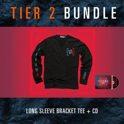 I Prevail - Trauma | CD + Longsleeve Bundle