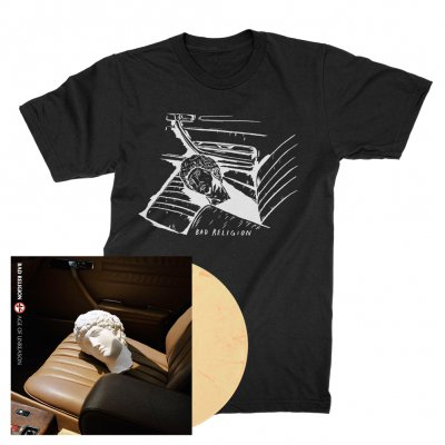 shop - AOU/Car Seat | Colored Vinyl+Shirt Bundle