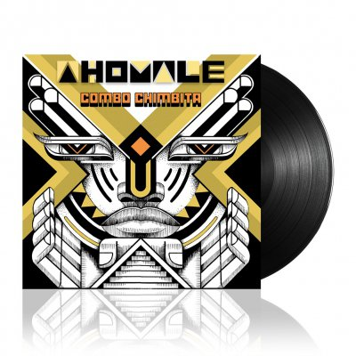 anti-records - Ahomale | Black Vinyl