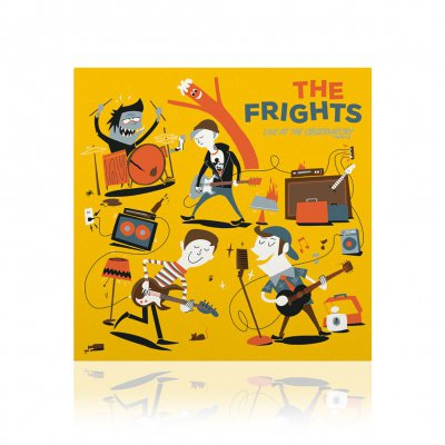 The Frights - Live At The Observatory | CD