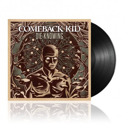 Comeback Kid - Die Knowing | Black Vinyl