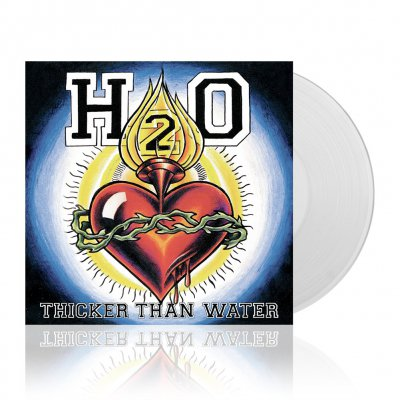 H2O - Thicker Than Water | Clear Vinyl