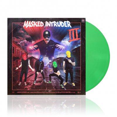 masked-intruder - III | Green Vinyl