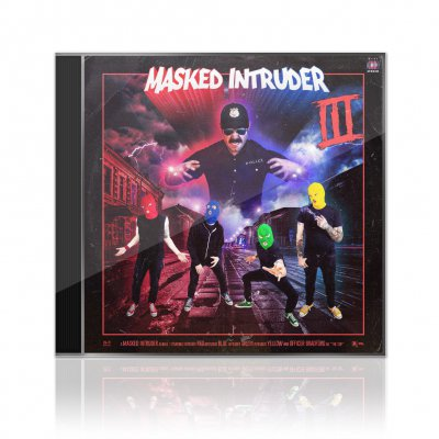 Masked Intruder - III | CD