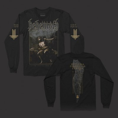Behemoth - Ilyayd EU Winter Tour 2019 | Longsleeve
