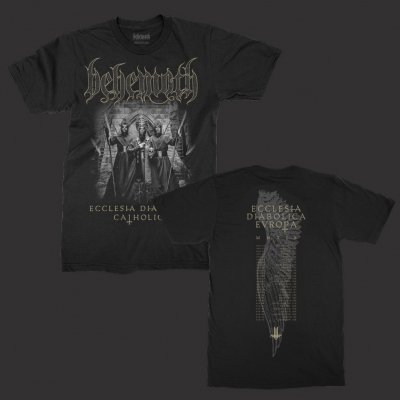 shop - Ecclesia Diabolica Europe 2019 | T-Shirt