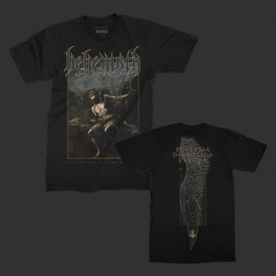 Behemoth - Ilyayd EU Winter Tour 2019 | T-Shirt