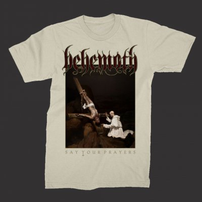 behemoth - Say Your Prayers Inverted | T-Shirt