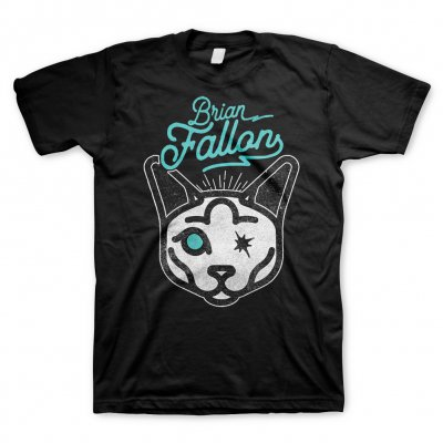 brian-fallon - Cat | T-Shirt
