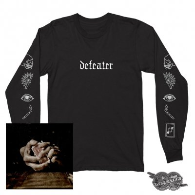 defeater - Defeater | CD+Longsleeve Bundle