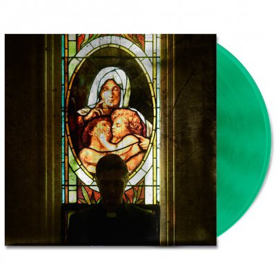 shop - Abandoned | 180g Clear/Transparent Green Vinyl
