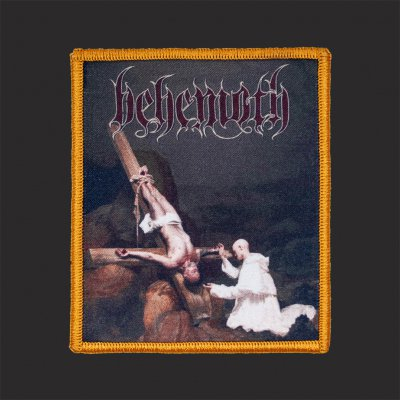 behemoth - Inverted Cross | Patch